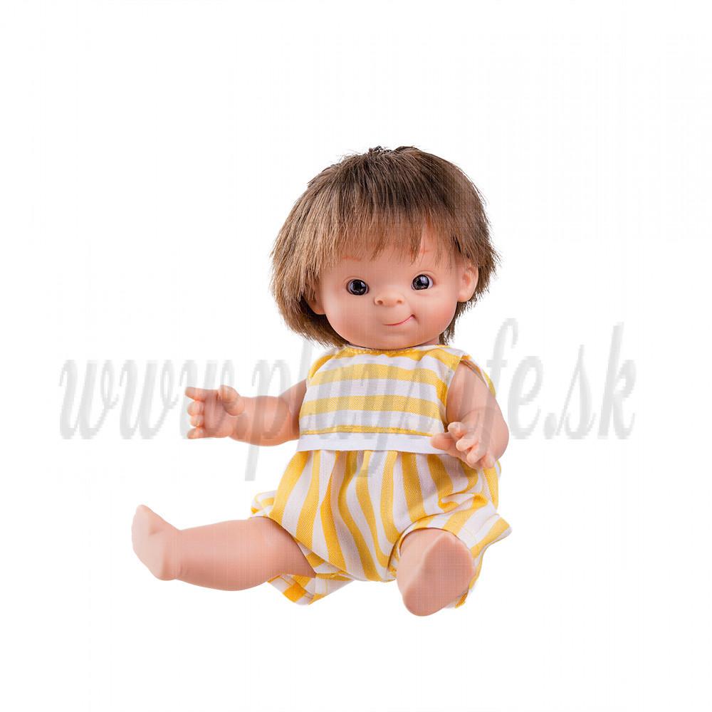 Paola Reina bábika Paolito Felix, 22cm v žltom