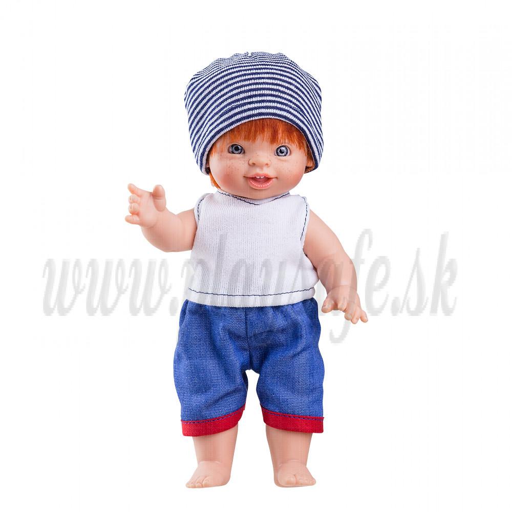 Paola Reina bábika Paolito Fabian, 22cm