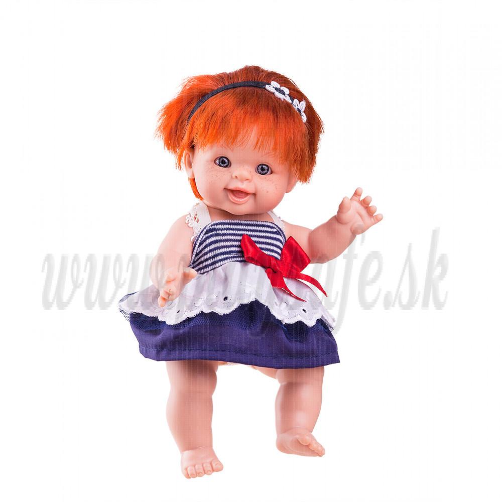 Paola Reina bábika Paolita Ines, 22cm v modrom