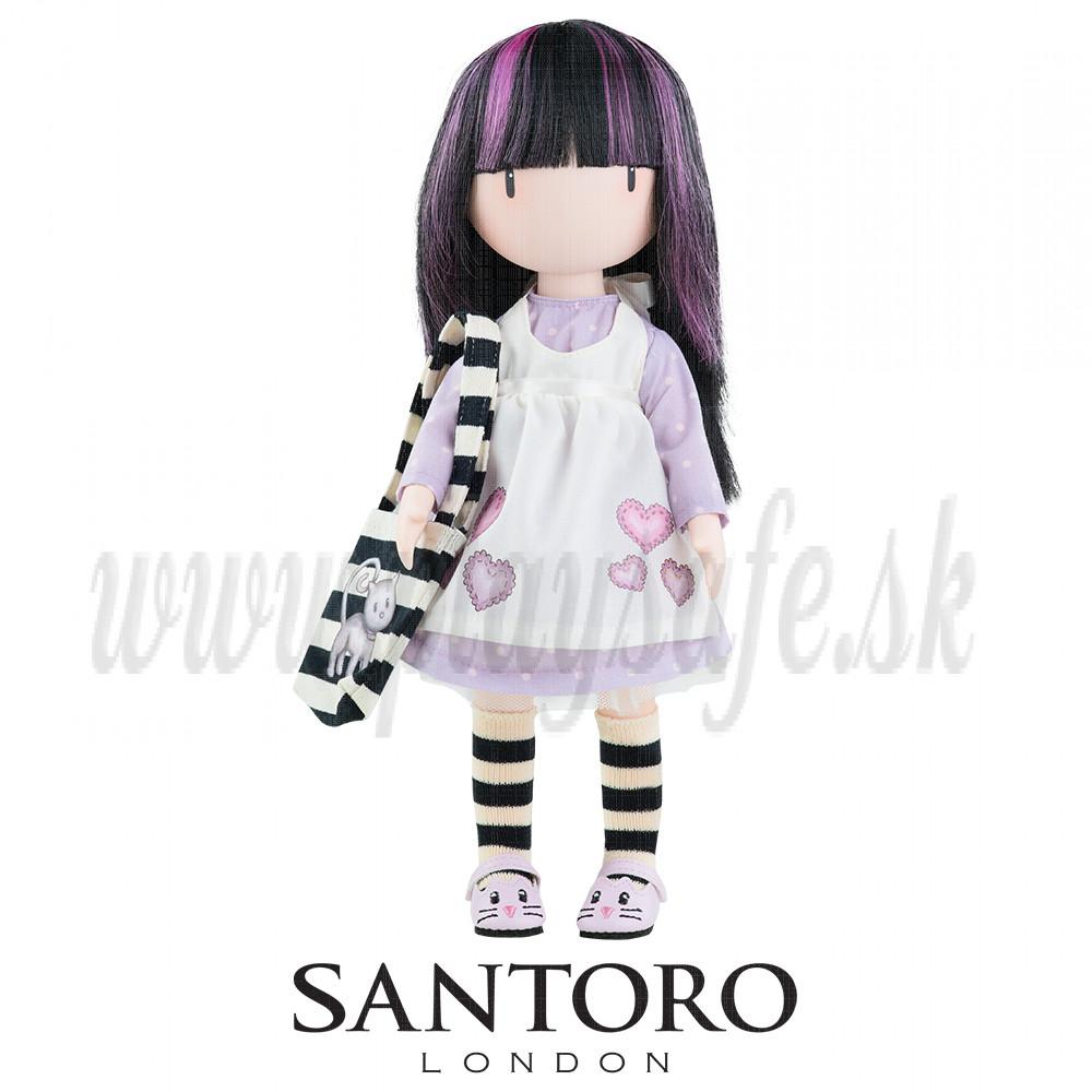 Santoro London Gorjuss bábika Tall Tails, 32cm
