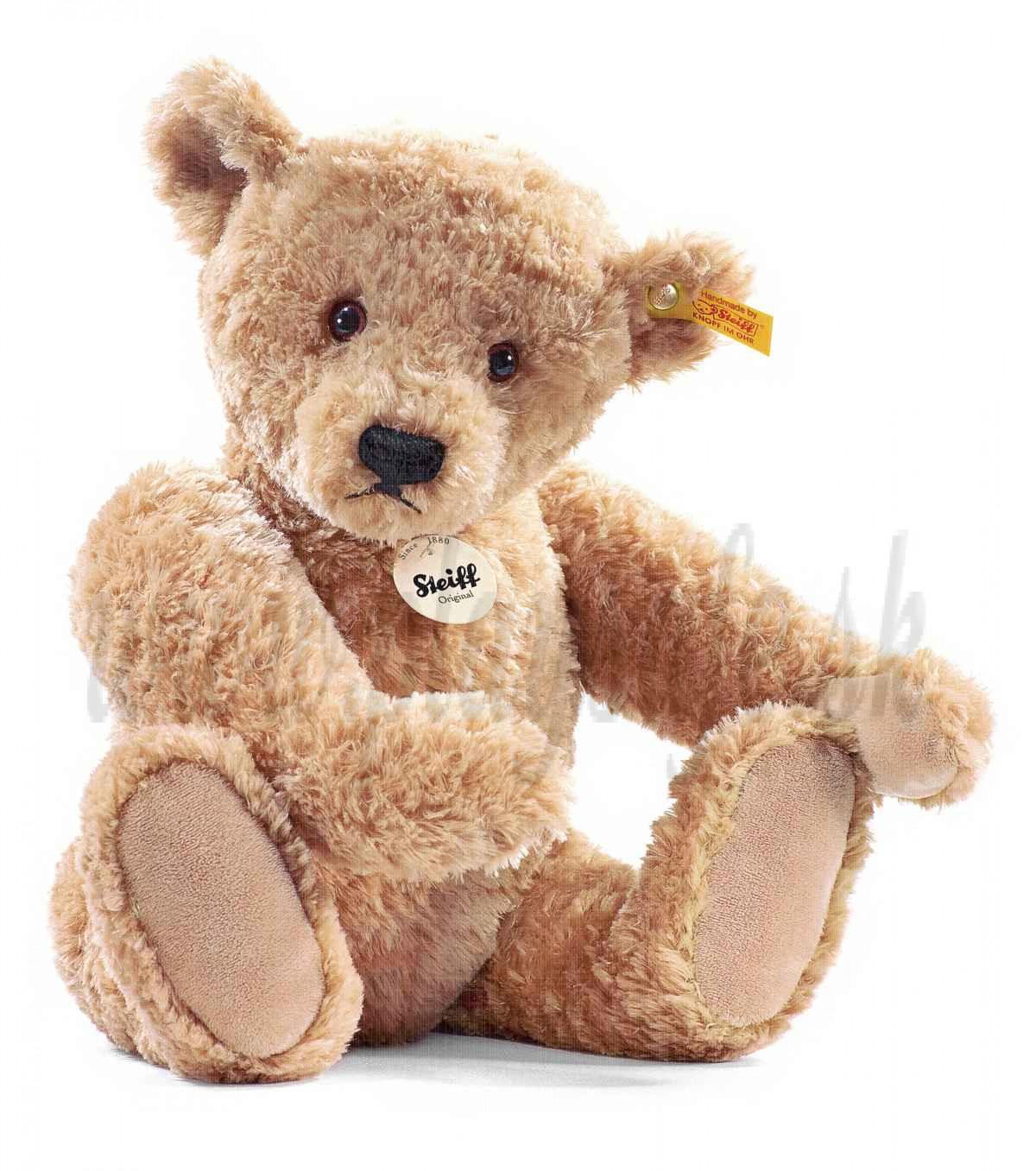 Steiff Plyšový medveď Elmar kĺbový, 40cm