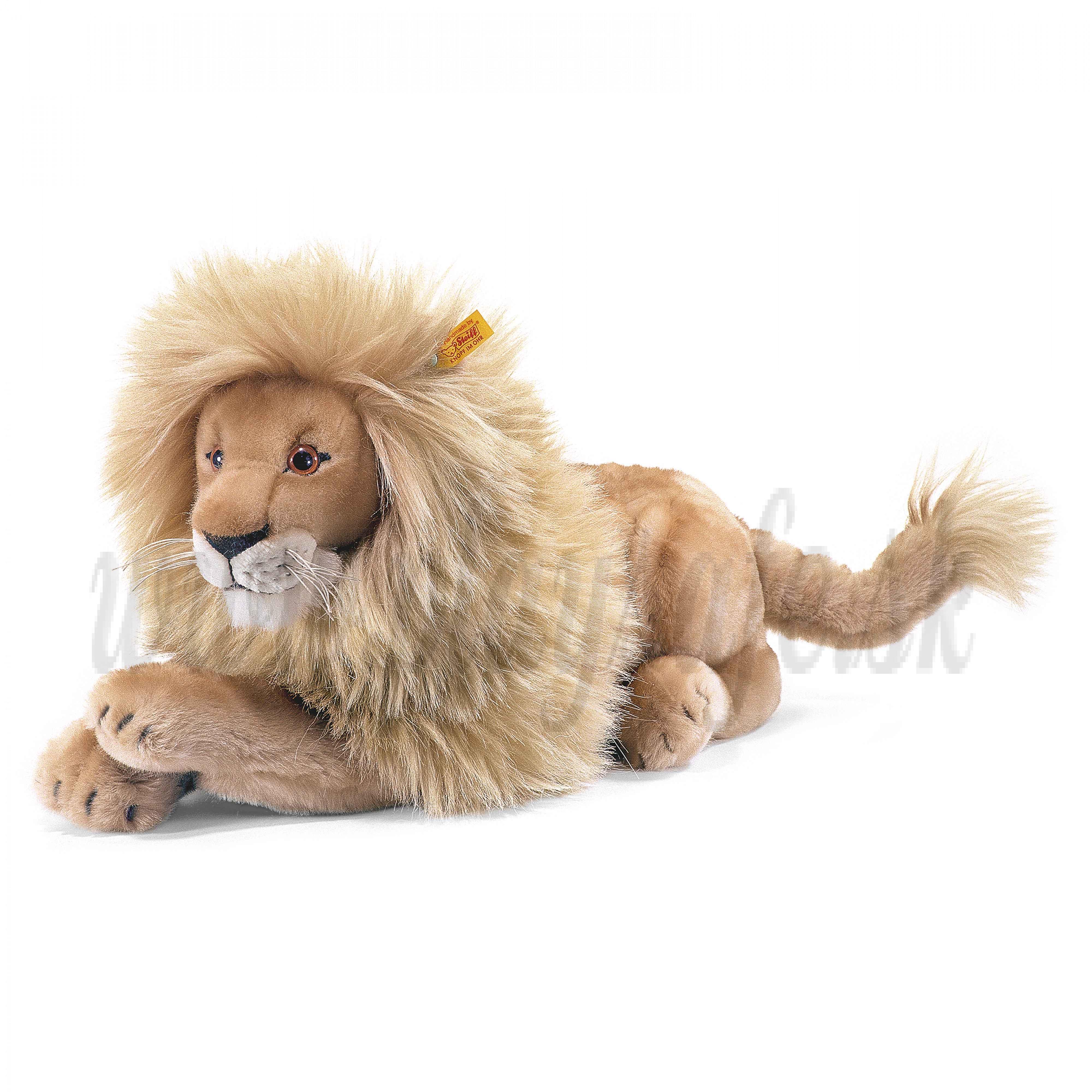 Steiff Plyšový lev Leo, 45cm