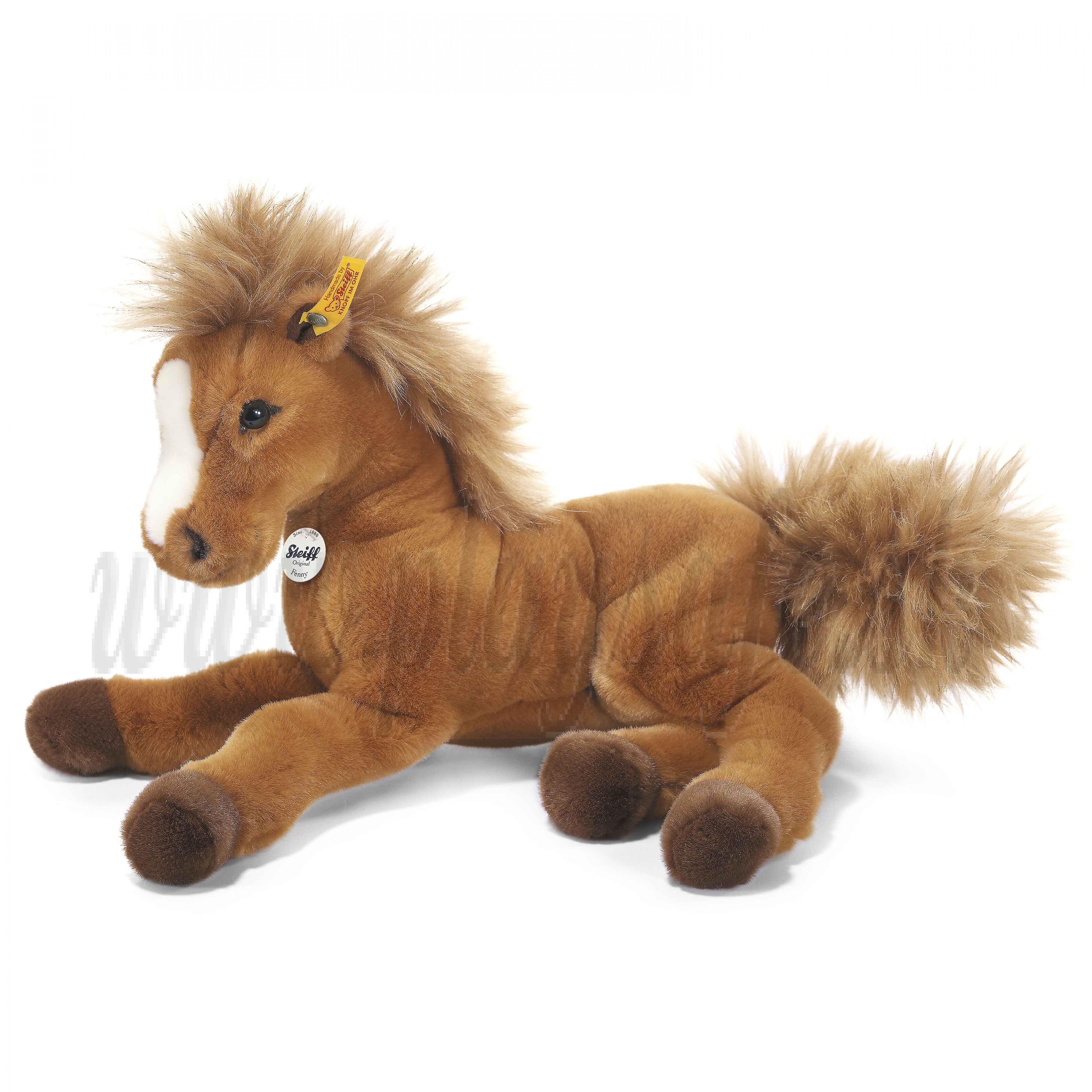 Steiff Plyšový koník holsteinský Fenny, 35cm
