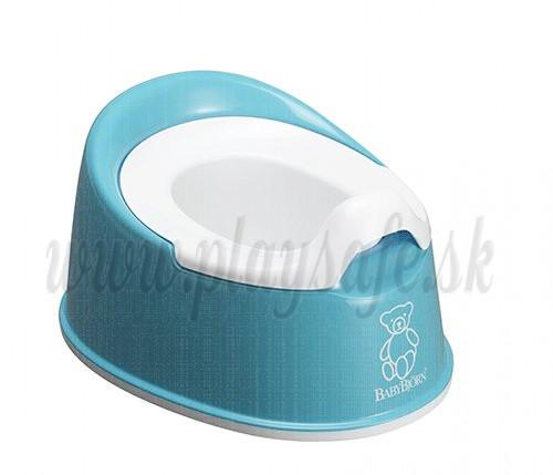 BabyBjörn nočník Smart Potty Turquoise