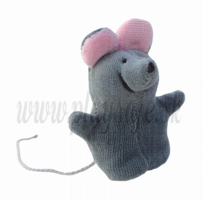 Noe Prstová maňuška Myška šedá