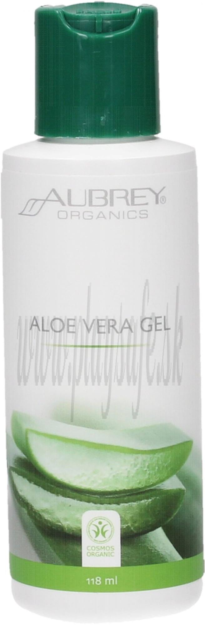 Aubrey Organics Pure Aloe Vera, 118ml