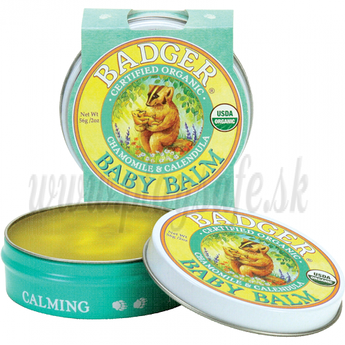 Badger Baby balzam, 59ml