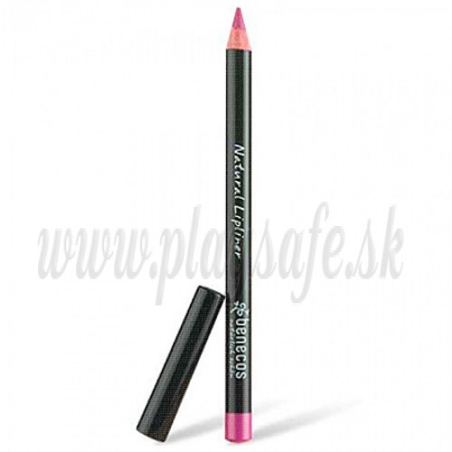 benecos Prírodná ceruzka na pery ružová, 1g