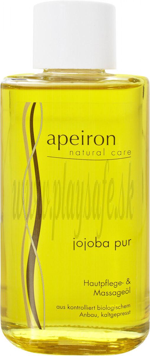 Apeiron Čistý výživný jojobový olej na pokožku, 100ml