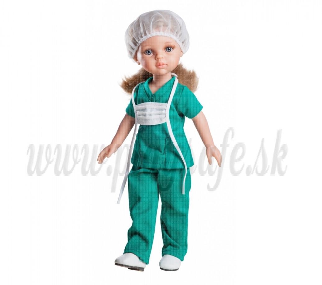 Paola Reina Las Amigas bábika Carla Sestrička, 32cm