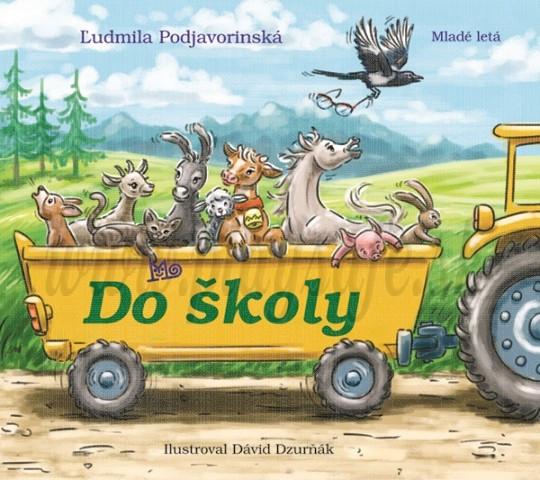 Ľudmila Podjavorinská: Do školy