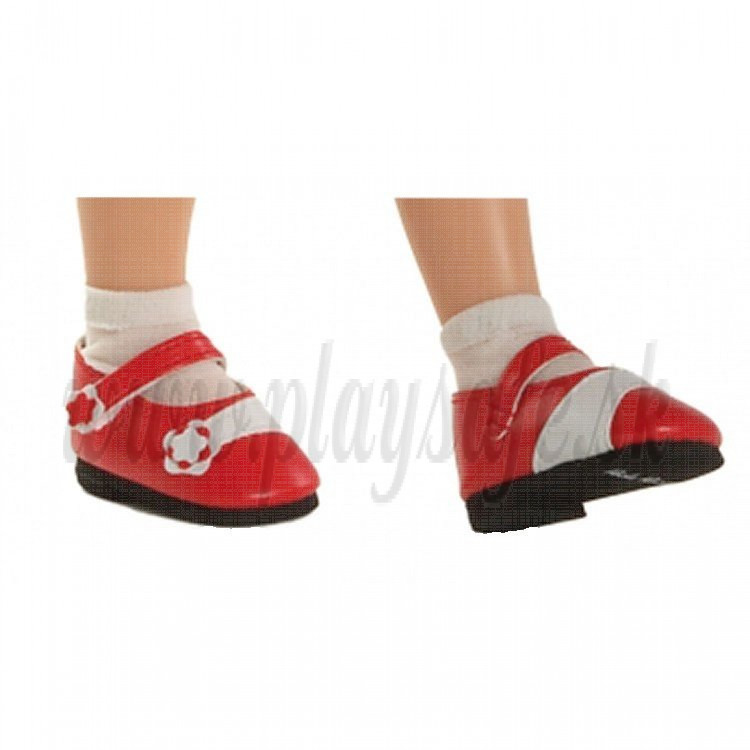 Paola Reina Las Amigas Sandálky červené 32cm
