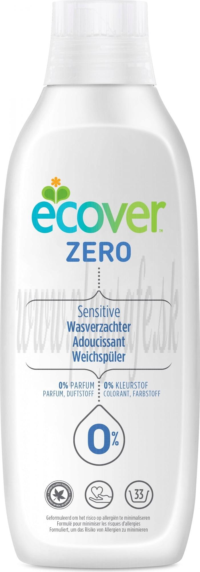 Ecover Zero Aviváž bez vône, 1L