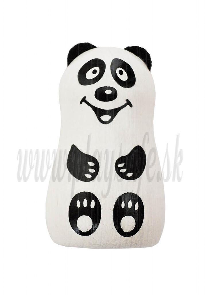 DETOA Drevená magnetka Panda