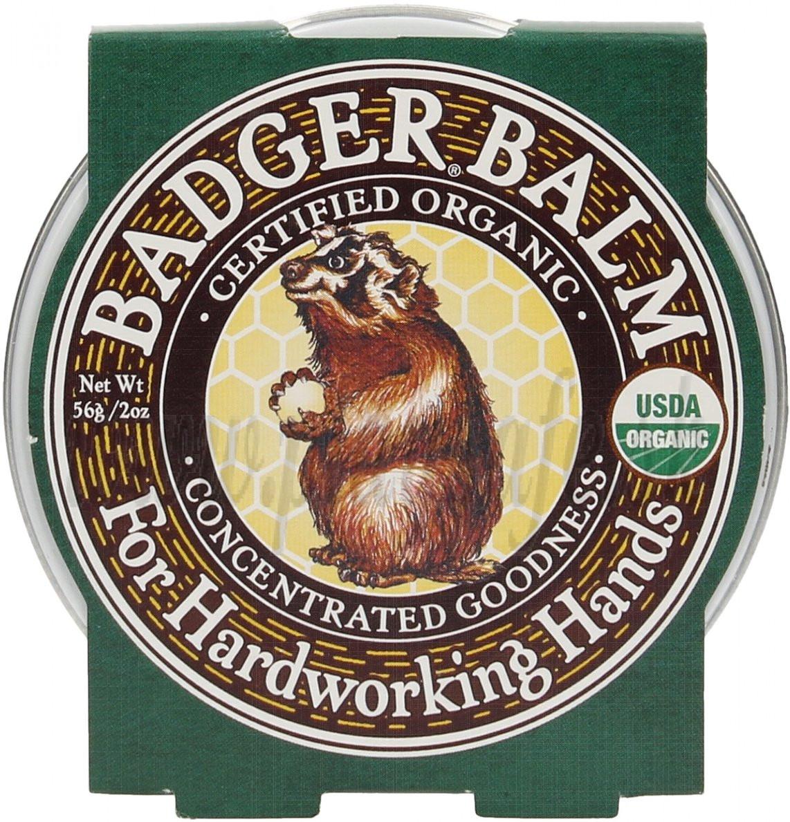 Badger Balm Balzam na ruky, 56g