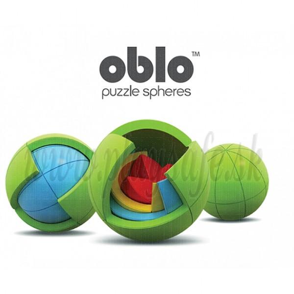 OBLO™ Puzzle Spheres hlavolam
