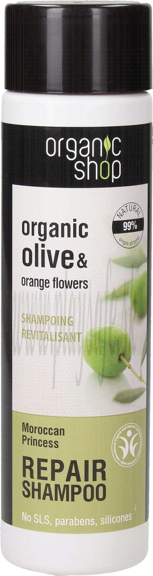 Organic Shop Šampón Marocká princezná regeneračný, 280ml