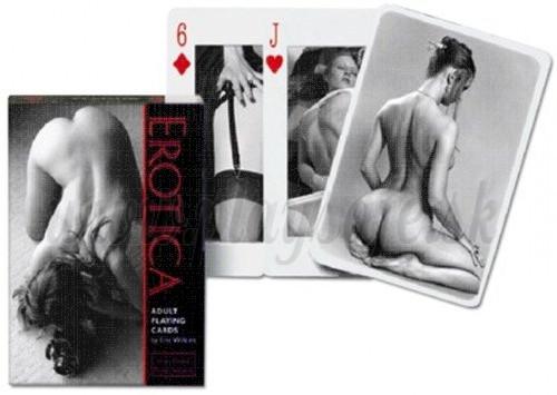 Piatnik Karty Erotica, 54 kariet poker