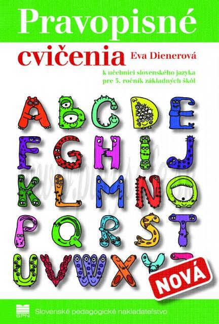 Pravopisné cvičenia k učebnici slovenského jazyka pre 3. r. ZŠ