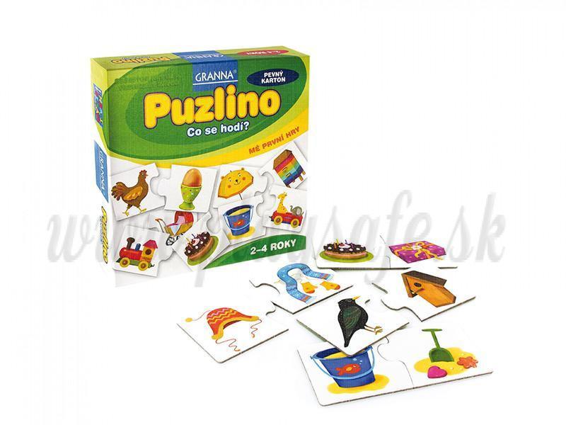 Granna Puzzle pre najmenších Puzlino