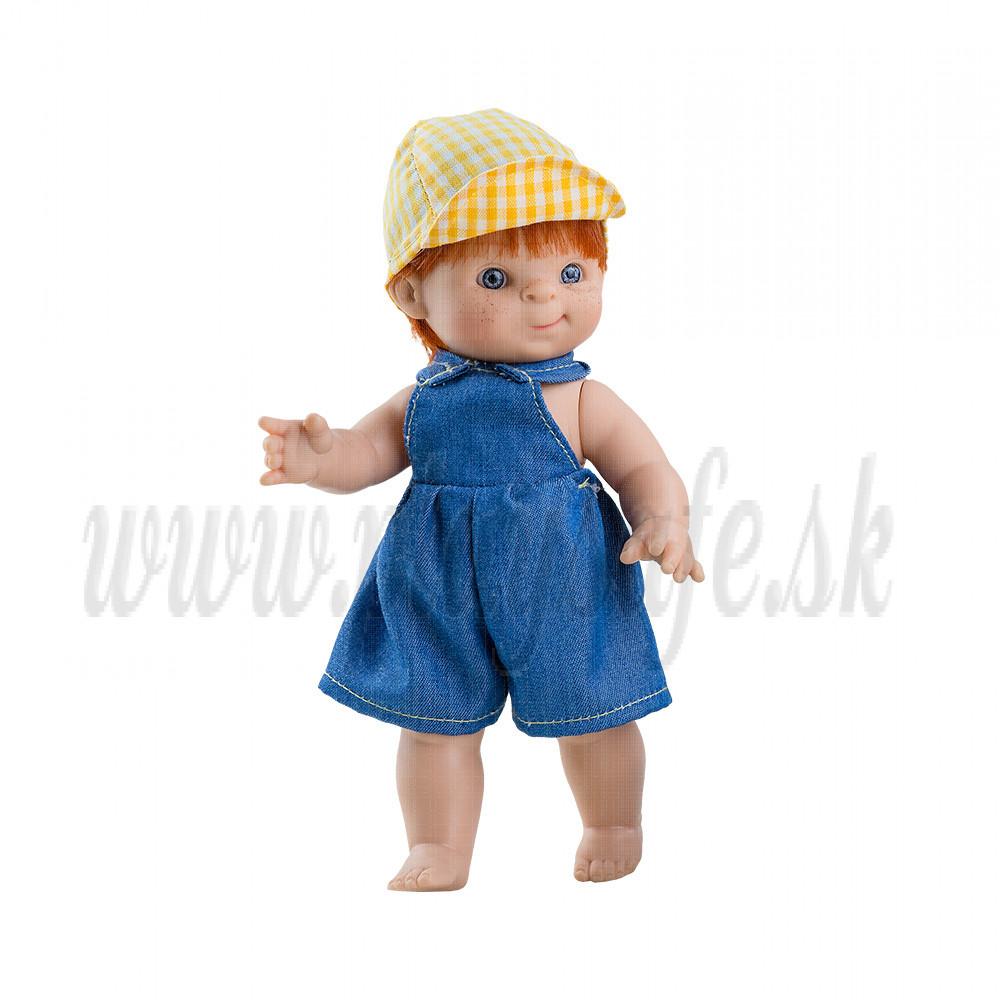 Paola Reina bábika Paolito Fede 2019, 21cm
