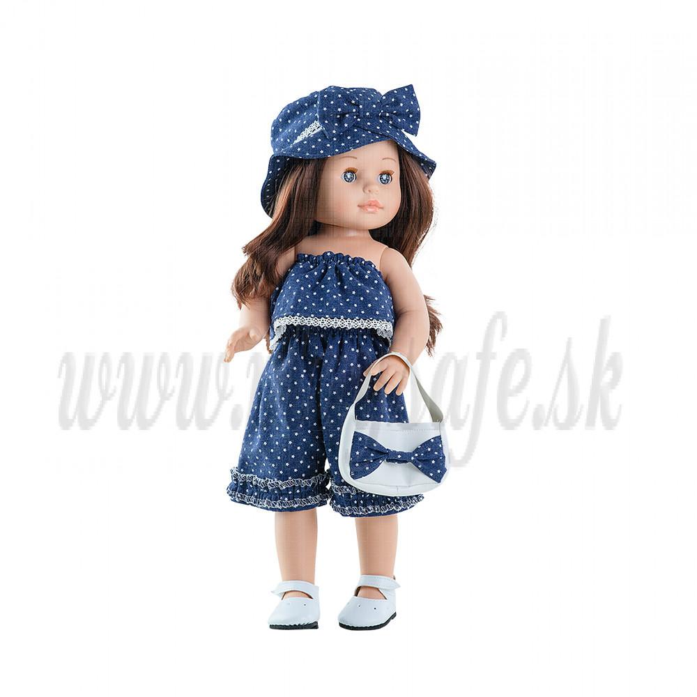 Paola Reina Soy tu bábika Emily 2019, 42cm klobúčik