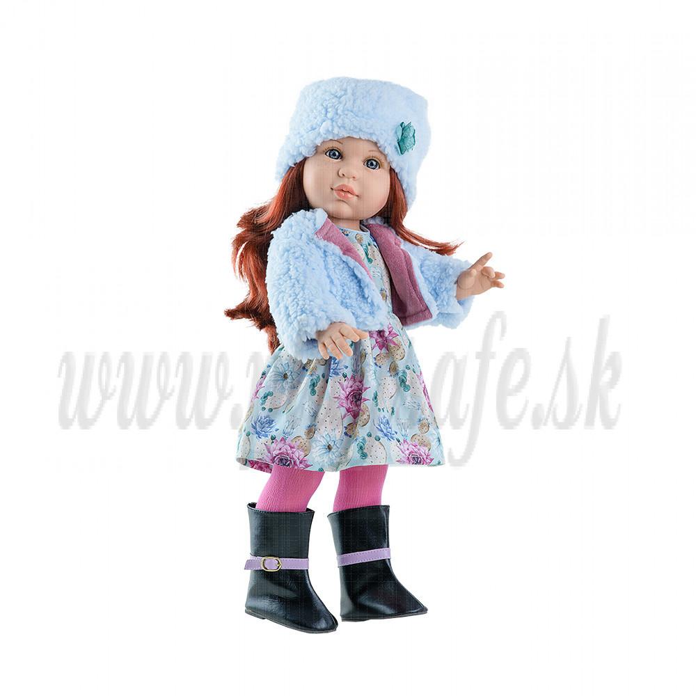 Paola Reina Soy tu bábika Becky 2019, 42cm