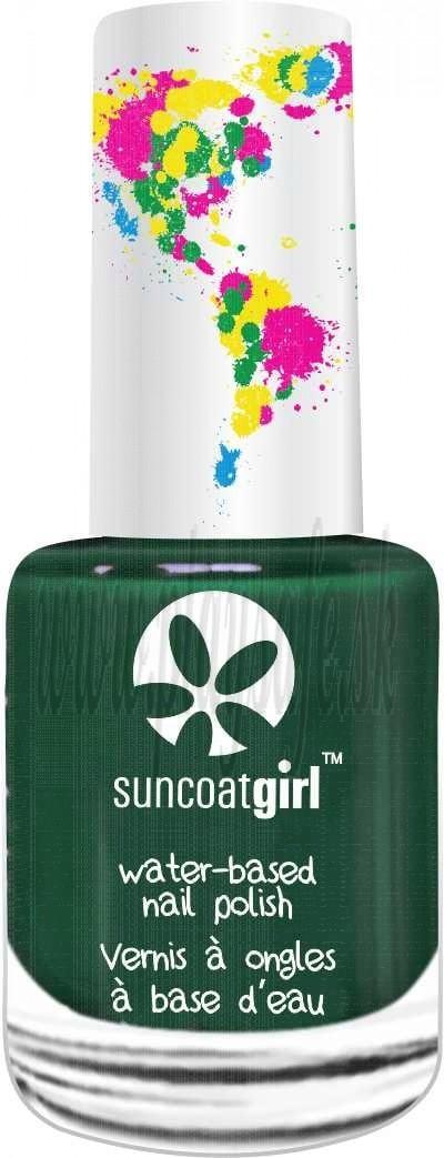 SuncoatGirl Detský lak na nechty Going Green (V), 8ml