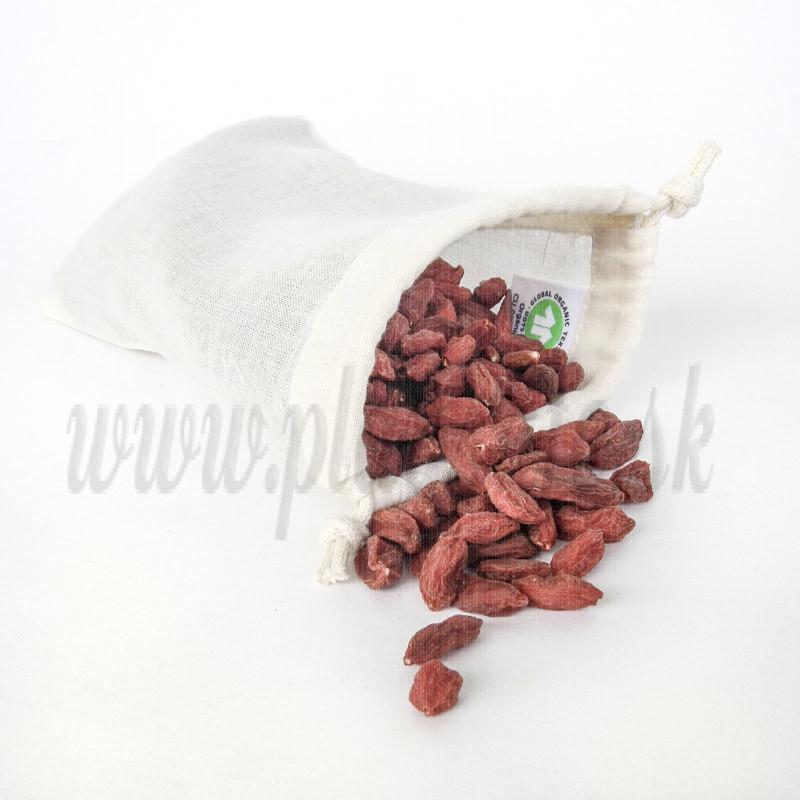 Bo Weevil Vrecko z biobavlny, 10x15