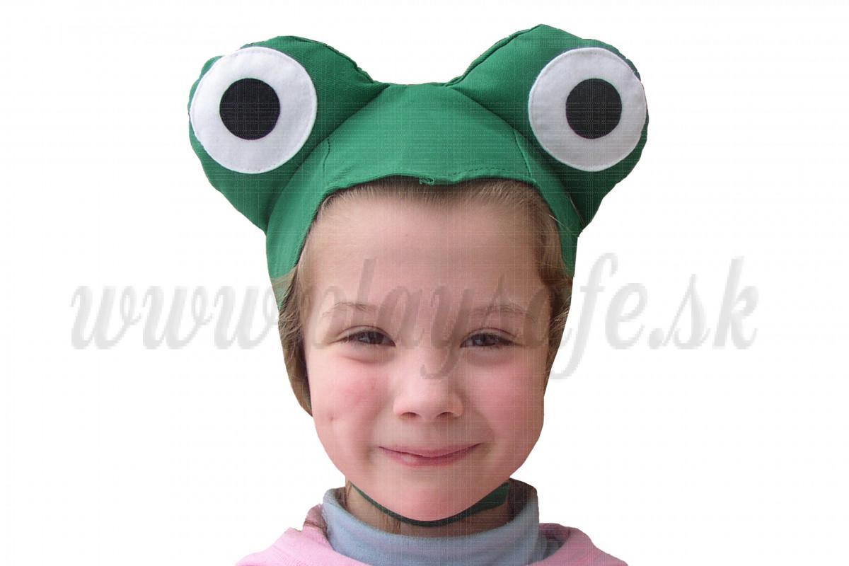 Noe čiapočka rozprávky Žabka
