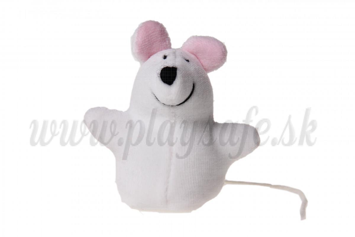 Noe Prstová maňuška Myška biela