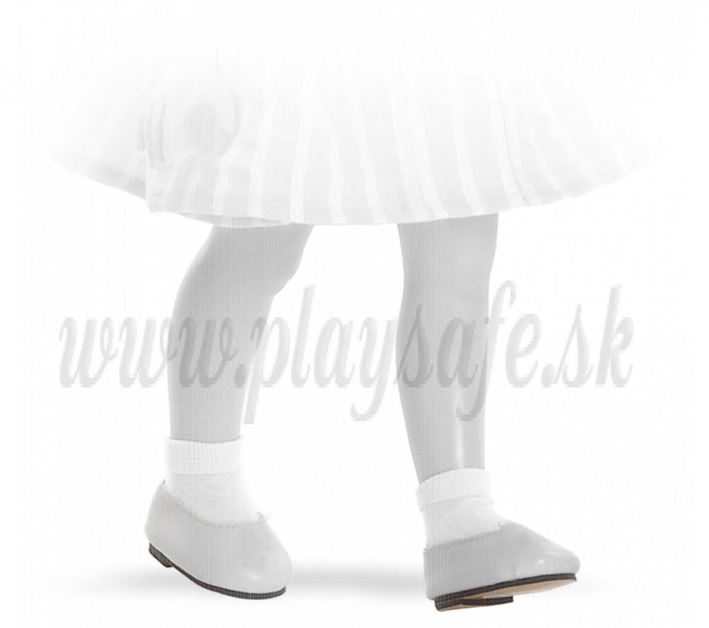 Paola Reina Las Amigas Baleríny biele 32cm