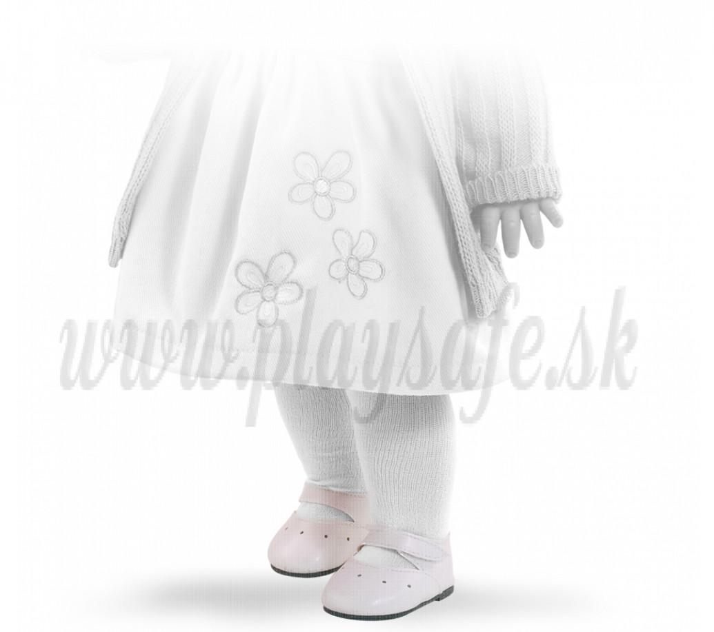 Paola Reina Soy tu sandálky 42 biele