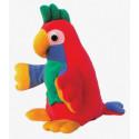 Noe Maňuška Plyšový papagáj