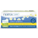 Natracare Bio bavlnené tampóny Regular s aplikátorom, 16ks