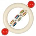 Heimess Drevená elastická hračka Vláčik