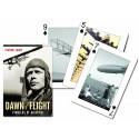 Piatnik Karty Počiatky letectva, 54 kariet poker
