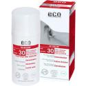 Eco Cosmetics No Biocide Opaľovacie mlieko SPF30 a repelent v jednom, 100ml