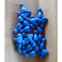 DETOA Náhradné figúrky do spoločenských hier drevené modrá, 1ks