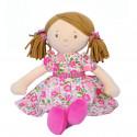 Bonikka Látková bábika Katy, 41cm