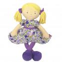 Bonikka Látková bábika Peggy, 41cm