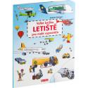 Veľká knižka pre malých rozprávačov Letisko