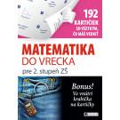 Lukeš: Matematika do vrecka pre 2. stupeň ZŠ