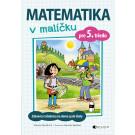 Simona Špačková - Antonín Špíchal: Matematika v malíčku pre 5. triedu