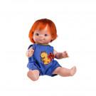 Paola Reina bábika Paolito Fede, 22cm v modrom