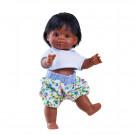 Paola Reina bábika Paolito Ivan, 22cm