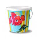 Smoby Vedro prázdne stredné Nemo, 18cm
