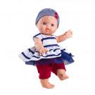 Paola Reina Realistické bábätko Gordis Rebeca, 34cm