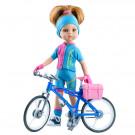 Paola Reina Las Amigas bábika Dasha Cyklistka, 32cm