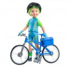 Paola Reina Las Amigas bábika Carmelo Cyklista, 32cm